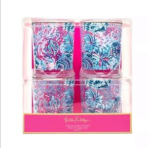 NWT Lilly Pulitzer Lo-ball Gypsea girl glasses